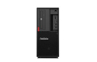 联想ThinkStation P330塔式工作站(至强四核E-2124G 3.4GHz 丨8G内存丨1TB SATA硬盘丨NVIDIA P620 2G独显丨3年保修)