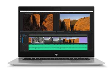 惠普HP ZBook Studio G5 移动工作站(酷睿六核 i7-8750H丨16G内存丨512GB PCIe固态丨NVIDIA P1000 4G独显丨15.6英寸丨Win10丨1年保修)