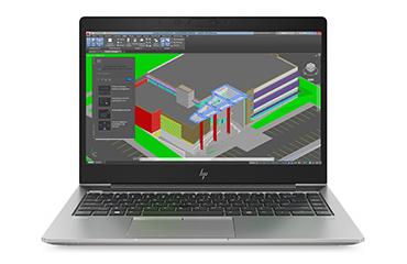 惠普HP ZBook 14u G5 移动工作站(酷睿四核 i5-8250U丨8G内存丨256GB SSD固态盘丨AMD WX 3100 2G独显丨14英寸丨Win10丨1年保修)
