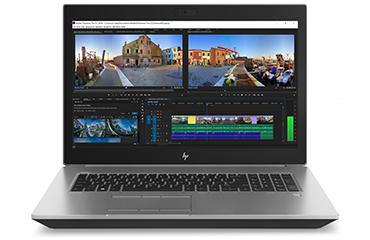 惠普HP ZBook 17 G5 移动工作站(酷睿六核 i7-8750H丨16G内存丨256G SSD+2TB HDD硬盘丨NVIDIA P2000 4G独显丨17.3英寸丨Win10丨3年保修)