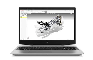HP惠普战 99 G1移动工作站(酷睿六核 i7-8750H 2.2GHz丨8G内存丨256G SSD+1TB SATA硬盘丨NVIDIA P600 4G独显丨15.6 英寸丨Win 10丨1年保修)